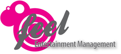 Logo Feel Entertainment Management